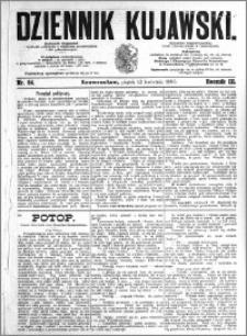 Dziennik Kujawski 1895.04.12 R.3 nr 84