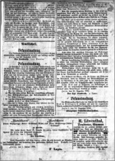 Zniner Zeitung 1891.01.[03] R.4 nr 1