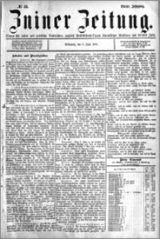 Zniner Zeitung 1891.06.03 R.4 nr 43