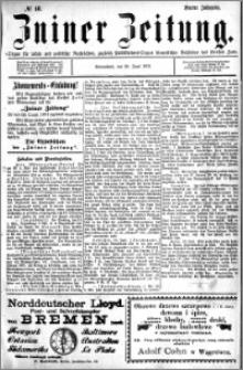 Zniner Zeitung 1891.06.20 R.4 nr 48