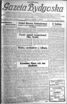 Gazeta Bydgoska 1923.12.06 R.2 nr 280