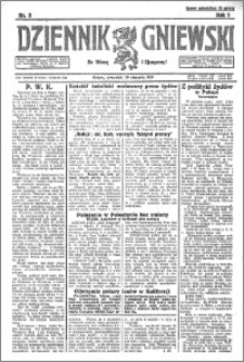 Dziennik Gniewski 1929, R. 1, nr 2