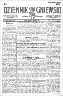 Dziennik Gniewski 1929, R. 1, nr 5