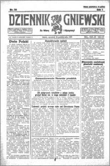 Dziennik Gniewski 1929, R. 1, nr 38