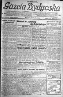 Gazeta Bydgoska 1923.12.12 R.2 nr 284