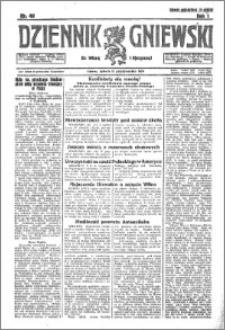 Dziennik Gniewski 1929, R. 1, nr 40