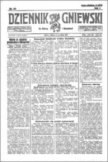 Dziennik Gniewski 1929, R. 1, nr 93