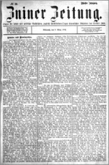 Zniner Zeitung 1892.03.09 R.5 nr 19