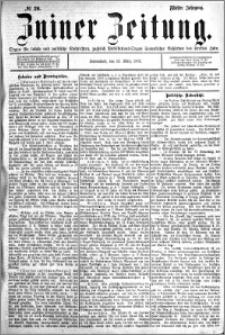 Zniner Zeitung 1892.03.12 R.5 nr 20