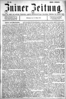 Zniner Zeitung 1892.03.16 R.5 nr 21