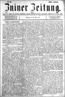 Zniner Zeitung 1892.03.30 R.5 nr 25