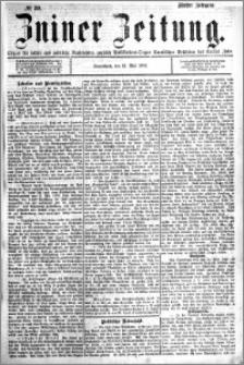 Zniner Zeitung 1892.05.21 R.5 nr 39
