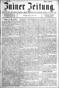 Zniner Zeitung 1892.06.11 R.5 nr 44