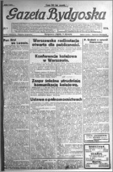 Gazeta Bydgoska 1924.01.04 R.3 nr 3