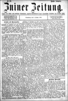 Zniner Zeitung 1892.10.08 R.5 nr 78