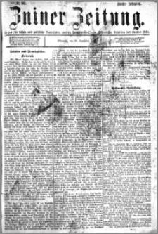 Zniner Zeitung 1892.11.30 R.5 nr 93