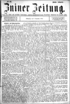 Zniner Zeitung 1892.12.07 R.5 nr 95