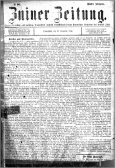 Zniner Zeitung 1892.12.10 R.5 nr 96