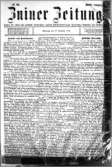 Zniner Zeitung 1892.12.21 R.5 nr 99