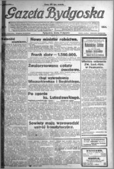 Gazeta Bydgoska 1924.01.09 R.3 nr 7