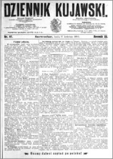 Dziennik Kujawski 1895.04.17 R.3 nr 87