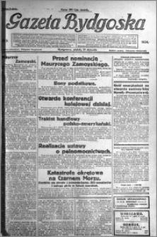 Gazeta Bydgoska 1924.01.11 R.3 nr 9