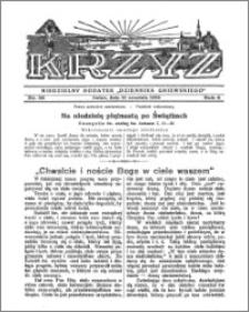 Krzyż 1930, R. 2, nr 38