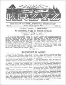 Krzyż 1932, R. 4, nr 3
