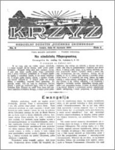 Krzyż 1932, R. 4, nr 5