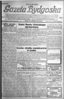 Gazeta Bydgoska 1924.01.20 R.3 nr 17