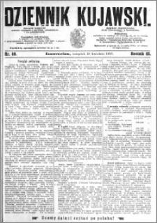 Dziennik Kujawski 1895.04.18 R.3 nr 88