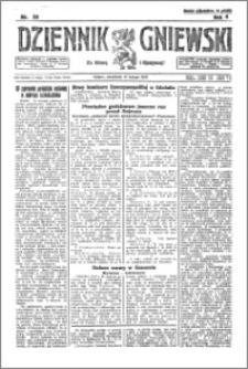 Dziennik Gniewski 1932, R. 4, nr 36