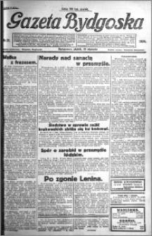 Gazeta Bydgoska 1924.01.25 R.3 nr 21