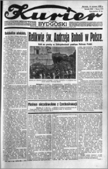 Kurier Bydgoski 1938.06.12 R.17 nr 133