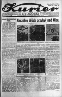 Kurier Bydgoski 1938.10.14 R.17 nr 236