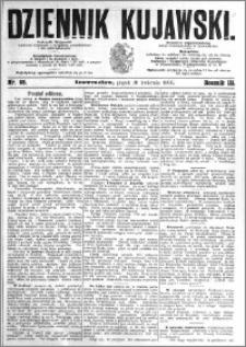 Dziennik Kujawski 1895.04.19 R.3 nr 89
