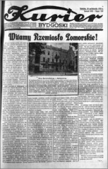 Kurier Bydgoski 1938.10.30 R.17 nr 250