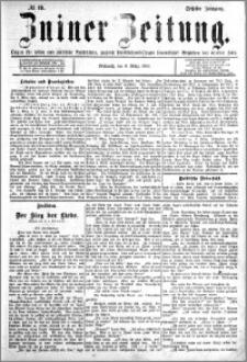 Zniner Zeitung 1893.03.08 R.6 nr 19