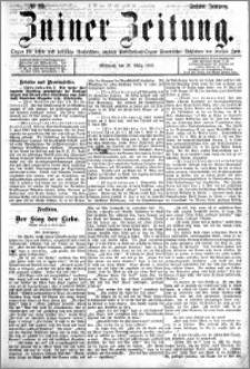 Zniner Zeitung 1893.03.22 R.6 nr 23