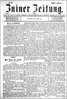 Zniner Zeitung 1893.05.13 R.6 nr 37