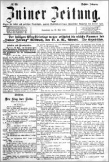 Zniner Zeitung 1893.05.20 R.6 nr 39