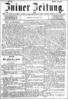Zniner Zeitung 1893.05.31 R.6 nr 42