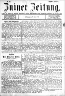 Zniner Zeitung 1893.06.07 R.6 nr 44