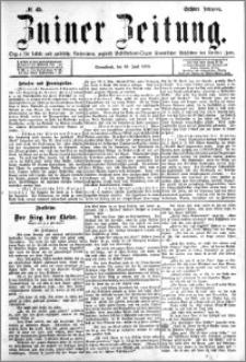 Zniner Zeitung 1893.06.10 R.6 nr 45