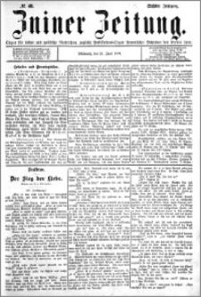 Zniner Zeitung 1893.06.21 R.6 nr 48