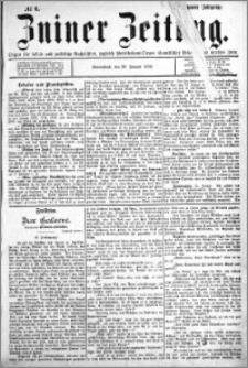 Zniner Zeitung 1894.01.20 R.7 nr 6