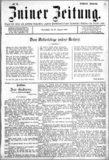 Zniner Zeitung 1894.01.27 R.7 nr 8