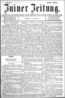 Zniner Zeitung 1894.03.14 R.7 nr 21