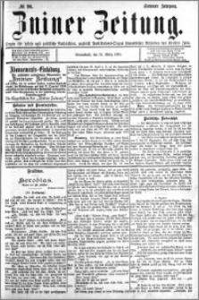 Zniner Zeitung 1894.03.31 R.7 nr 26