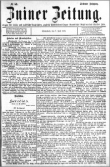 Zniner Zeitung 1894.07.07 R.7 nr 53